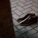 ENZO BONAFE (エンツォボナフェ) 【ART.3721】Single Monk Strap Shoes シングルモンクストラップシューズ CORDOVAN コードバン ノルベジェーゼ製法 ドレスシューズ No.4(#4) made in italy (イタリア製) 2019 春夏のイメージ