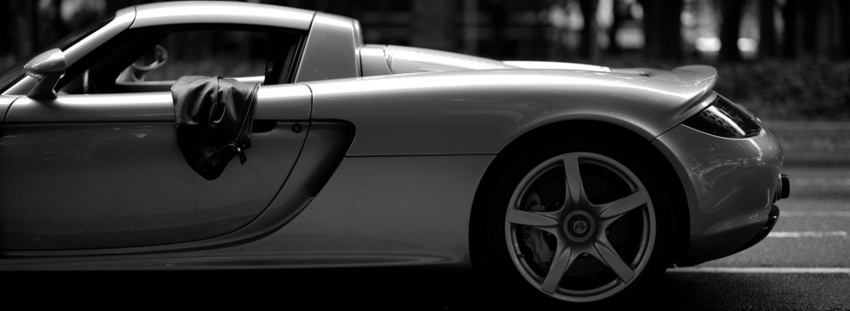 Georges de Patricia (ジョルジュ ド パトリシア) Carrera (カレラ) 925 STERLING SILVER (925 スターリングシルバー) Super Soft Sheepskin シングル ライダース ジャケット NOIR (ブラック) 2018 秋冬 【ご予約受付中】【Porsche Carrera GT】のイメージ