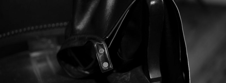 Georges de Patricia (ジョルジュ ド パトリシア) Carrera (カレラ) 925 STERLING SILVER (925 スターリングシルバー) Super Soft Sheepskin シングル ライダース ジャケット NOIR (ブラック) 2018 秋冬のイメージ