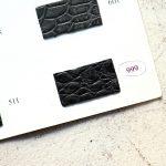 ENZO BONAFE (エンツォボナフェ) ART. EB-08 Crocodile Coin Loafer (クロコダイル コイン ローファー) Mat Crocodile Leather マット クロコダイル レザー ドレスシューズ ローファー NERO (ブラック) made in italy (イタリア製) 2019 春夏 【ご予約受付中】のイメージ