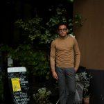 JOHN SMEDLEY (ジョンスメドレー) ORTA (オルタ) 30G Merino Wool (30ゲージメリノウール) タートルネックセーター CAMEL(キャメル) Made in England (イギリス製) 2018 秋冬新作のイメージ