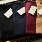 JOHN SMEDLEY (ジョンスメドレー) ORTA (オルタ) 30G Merino Wool (30ゲージメリノウール) タートルネックセーター CHACOAL(チャコール) , BLACK(ブラック) , MIDNIGHT(ミッドナイト) , BORDEAUX(ボルドー) , CAMEL(キャメル) Made in England (イギリス製) 2018 秋冬新作のイメージ