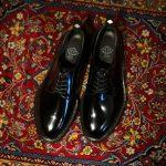 WH (ダブルエイチ) WHZ-0010 Cordovan Plane Toe Shoes (干場氏 スペシャル Zモデル) Birdie Last (バーディラスト) Shell Cordovan シェルコードバンレザー プレーントゥシューズ BLACK (ブラック) MADE IN JAPAN (日本製) 2018 秋冬 【Special限定モデル】【12月01日発売分】【明日9月14日よりご予約開始します】 愛知 名古屋 alto e diritto altoediritto アルトエデリット