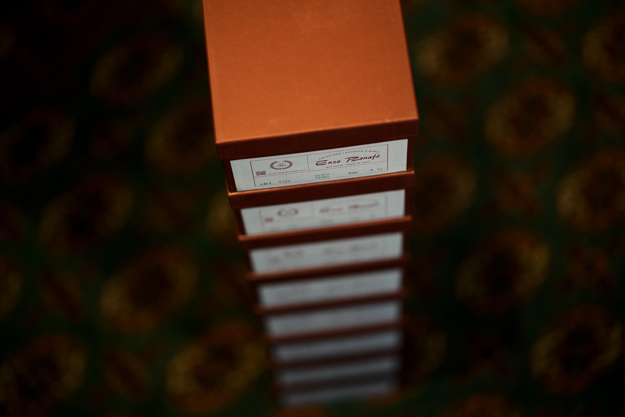 ENZO BONAFE(エンツォボナフェ) ART.3722 Chukka boots チャッカブーツ TEJUS テジュー リザードレザー ノルベジェーゼ製法 エキゾチックレザーブーツ TEJUS NERO(ブラック) made in italy (イタリア製) 2018 秋冬新作 enzobonafe ボナフェ ブーツ チャッカ 愛知 名古屋 Alto e Diritto アルト エ デリット ドカゲ リザード