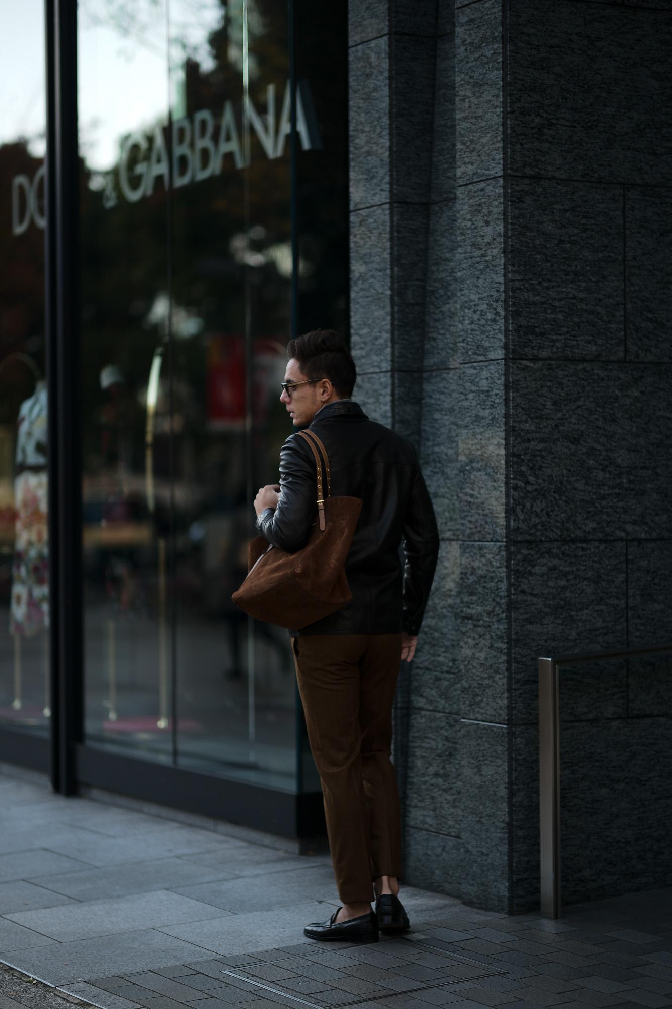 J&M DAVIDSON (ジェイアンドエムデヴィッドソン) RITA L (リタ L) SUEDE LEATHER (スウェードレザー) トートバッグ BROWN (ブラウン・652) Made in spain (スペイン製) 2018 秋冬新作 jandmdavidson jmdavidson 愛知 名古屋 alto e diritto アルトエデリット LOUIS VUITTON LOUISVUITTON ルイ・ヴィトン ルイヴィトン クラッチバック