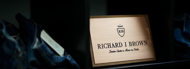 RICHARD J.BROWN / リチャードジェイブラウン (2019秋冬 プレ展示会)のイメージ