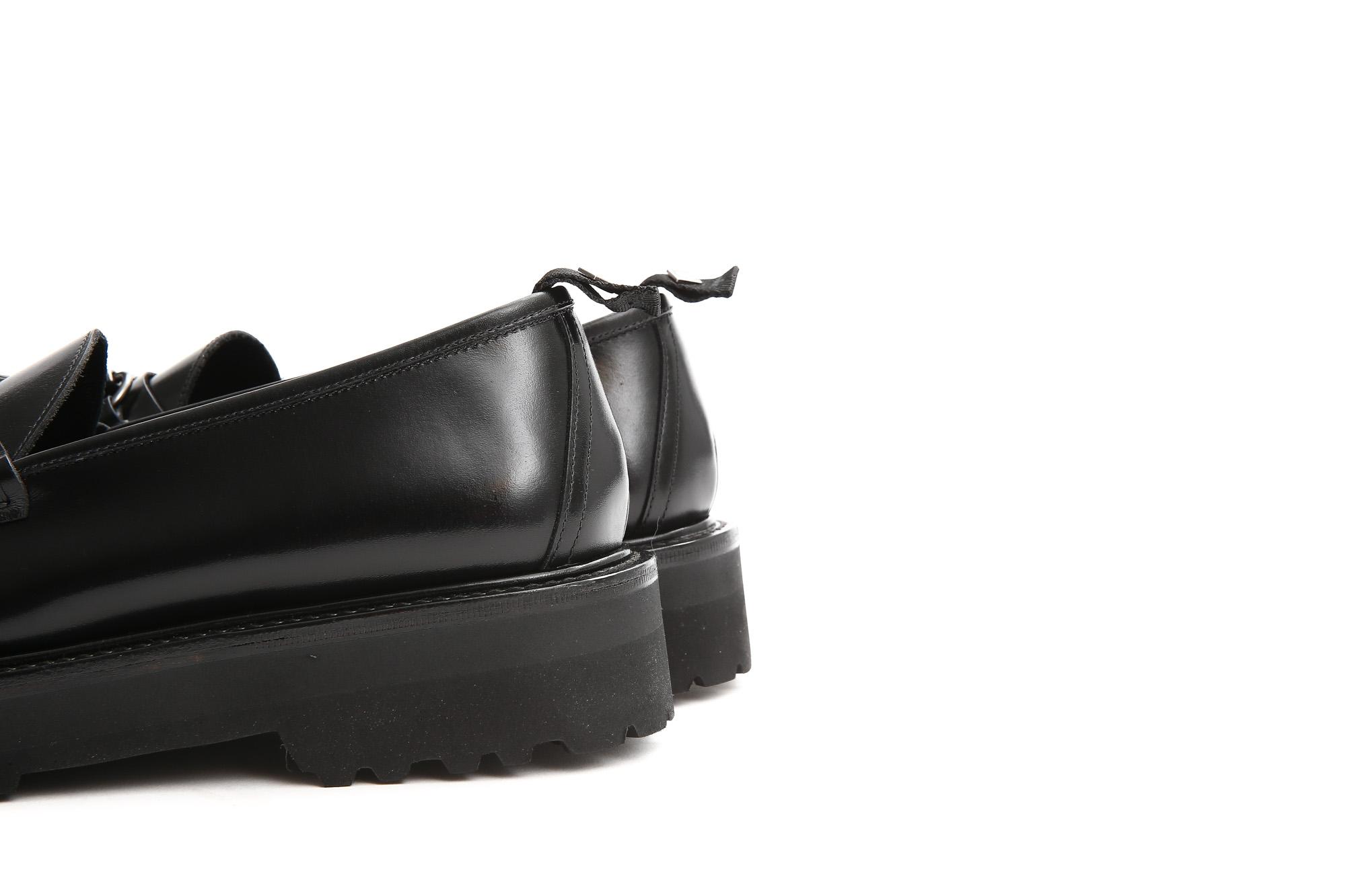 WH (ダブルエイチ) WHZ-0504 Bit Loafer (干場氏 別注 店舗限定 スペシャル モデル) TOOL-442 Last (トゥルー 442 ラスト) ANNONAY Vocalou Calf Leather ビットローファー ALL BLACK (オールブラック・BLK) MADE IN JAPAN(日本製) 2018秋冬 【限定スペシャルモデル】【ご予約受付中】 愛知 名古屋 Alto e Diritto アルトエデリット yoshimasahoshiba 干場スペシャル 干場義雅 坪内浩 坪内 forzastyle フォルザスタイル