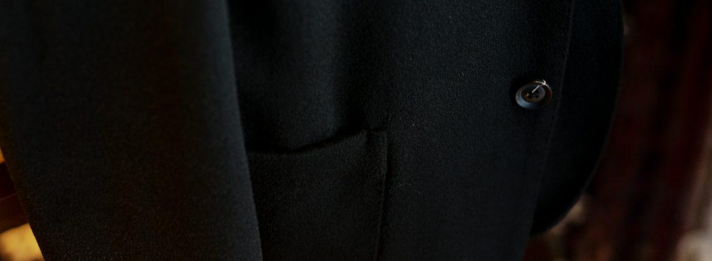 Cuervo (クエルボ) Sartoria Collection (サルトリア コレクション) Lobb (ロブ) Cashmere カシミア 3B ジャケット BLACK (ブラック) MADE IN JAPAN (日本製) 2019 春夏のイメージ