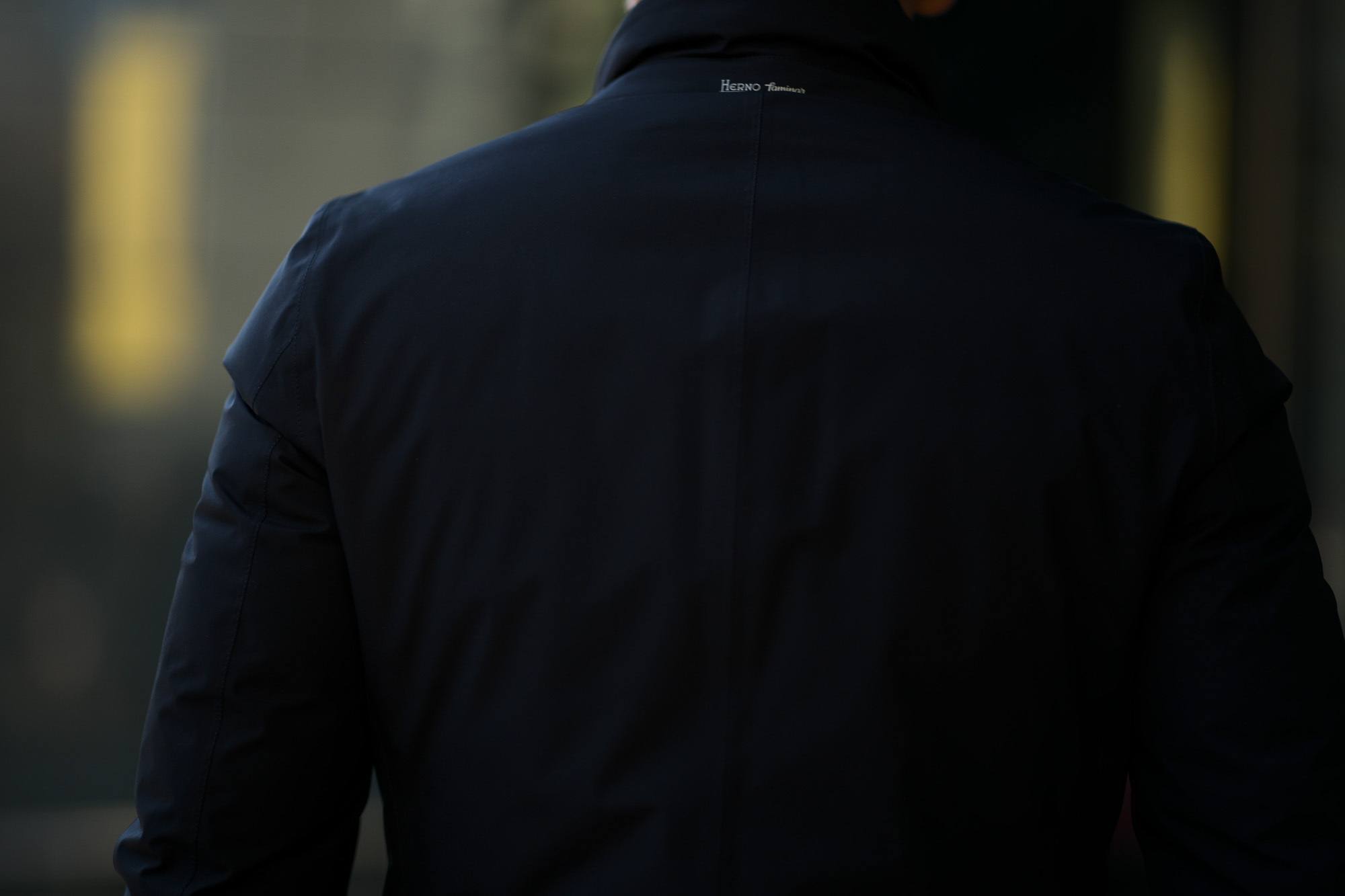 HERNO (ヘルノ) PI074UL LAMINAR Down Jacket (ラミナー ダウンジャケット) GORE-TEX (ゴアテックス) 完全防水 ダウン ジャケット BLACK (ブラック・9300) 2018 秋冬新作 愛知 名古屋 altoediritto アルトエデリット