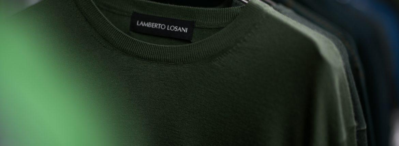 LAMBERTO LOSANI / ランベルト・ロザーニ (2019 秋冬 プレ展示会)のイメージ