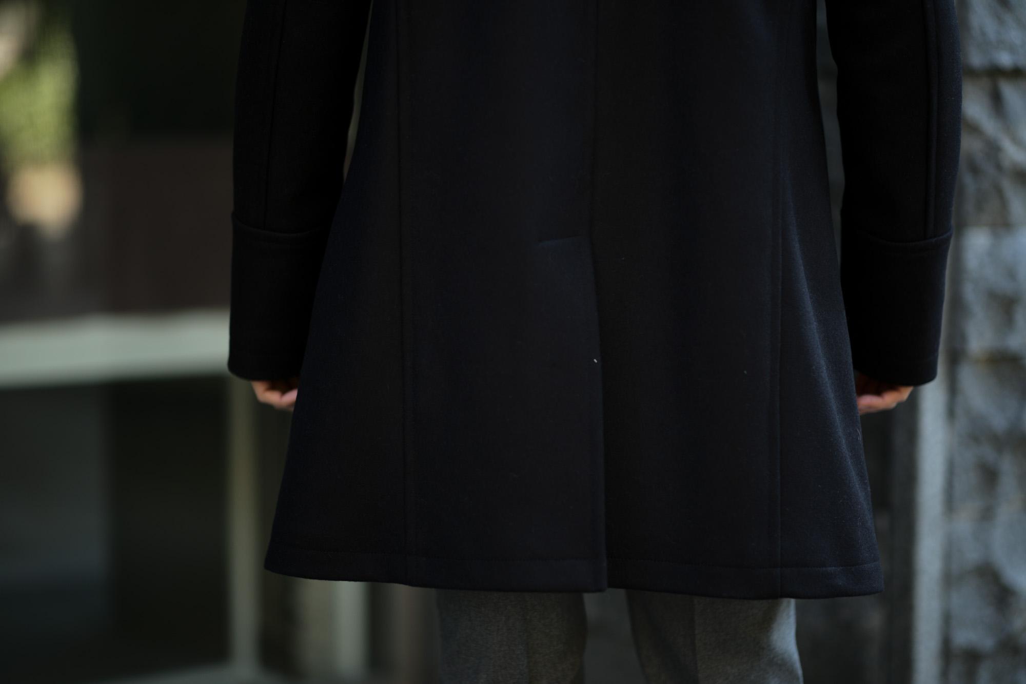 Sealup(シーラップ) GENOVA(ジェノバ) 50002 7591 01 メルトンウール サーモアライニング ロングPコート ピーコート BLACK(ブラック・36)  MADE IN ITALY(イタリア製) 2019 秋冬 【ご予約開始します】 愛知 名古屋 Alto e Diritto アルト エ デリット alto e diritto アルトエデリット