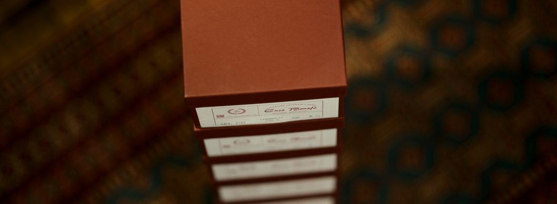 ENZO BONAFE(エンツォボナフェ) ART.3722 Chukka boots チャッカブーツ Horween Shell Cordovan Leather ホーウィン社 シェルコードバンレザー ノルベジェーゼ製法 チャッカブーツ コードバンブーツ No.4(#4)  made in italy (イタリア製) 2019 春夏新作 【Special Model】のイメージ