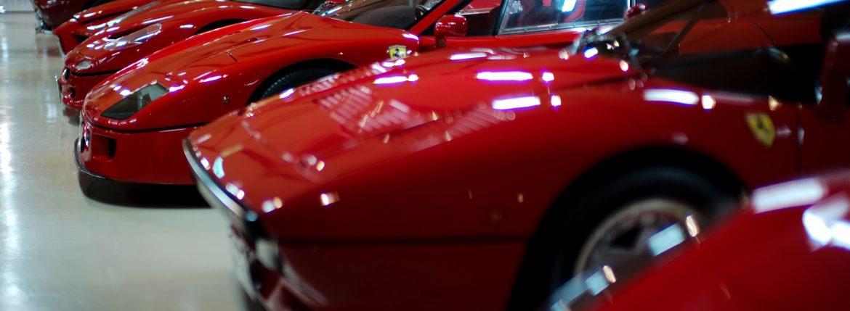 Ferrariのイメージ