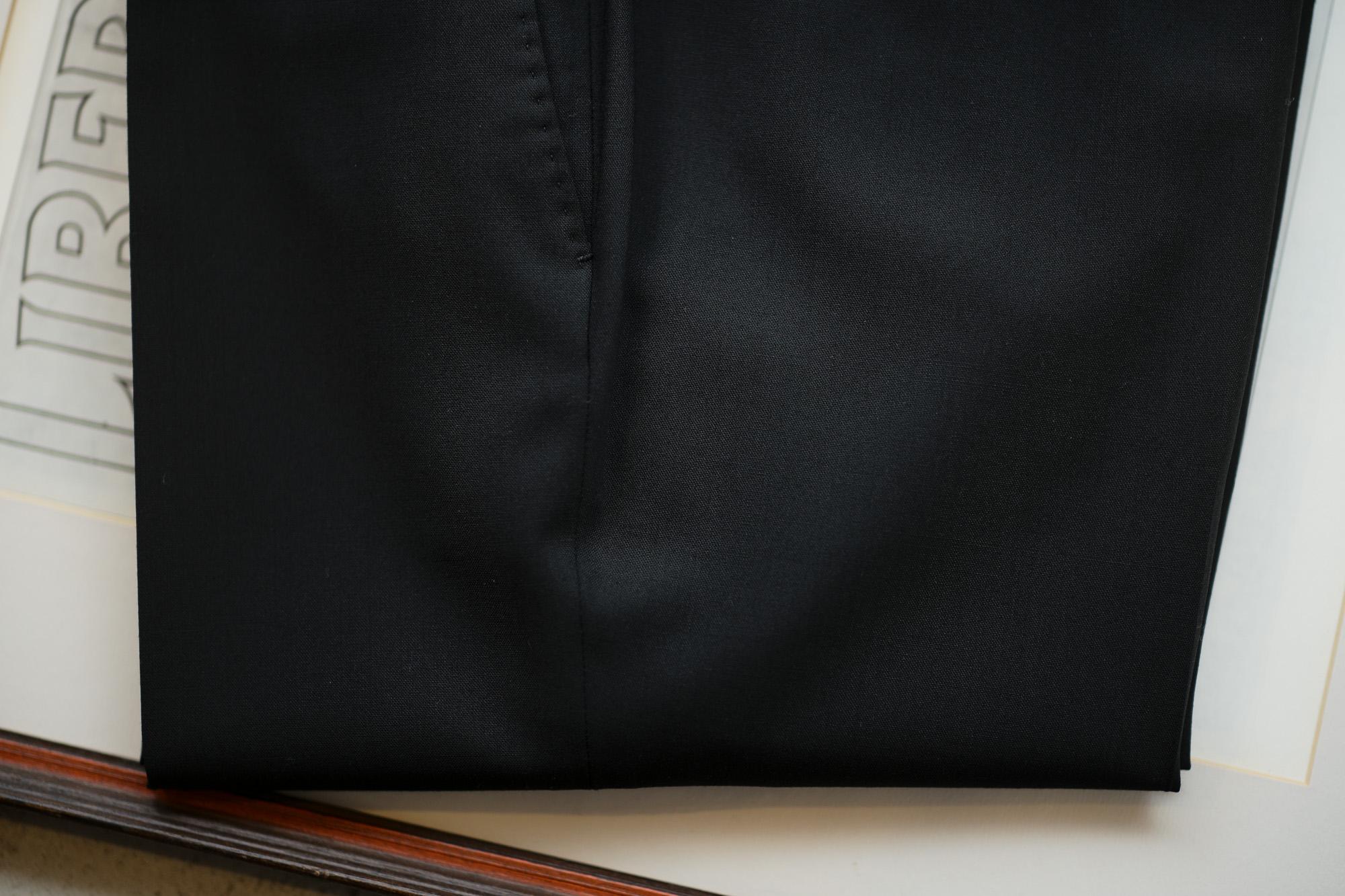 INCOTEX (インコテックス) N35 SLIM FIT (1NG35N) URBAN TRAVELER 撥水 ウォッシャブル トロピカルウール サマーウール スラックス BLACK (ブラック・990) 2019 春夏新作 愛知 名古屋 altoediritto アルトエデリット