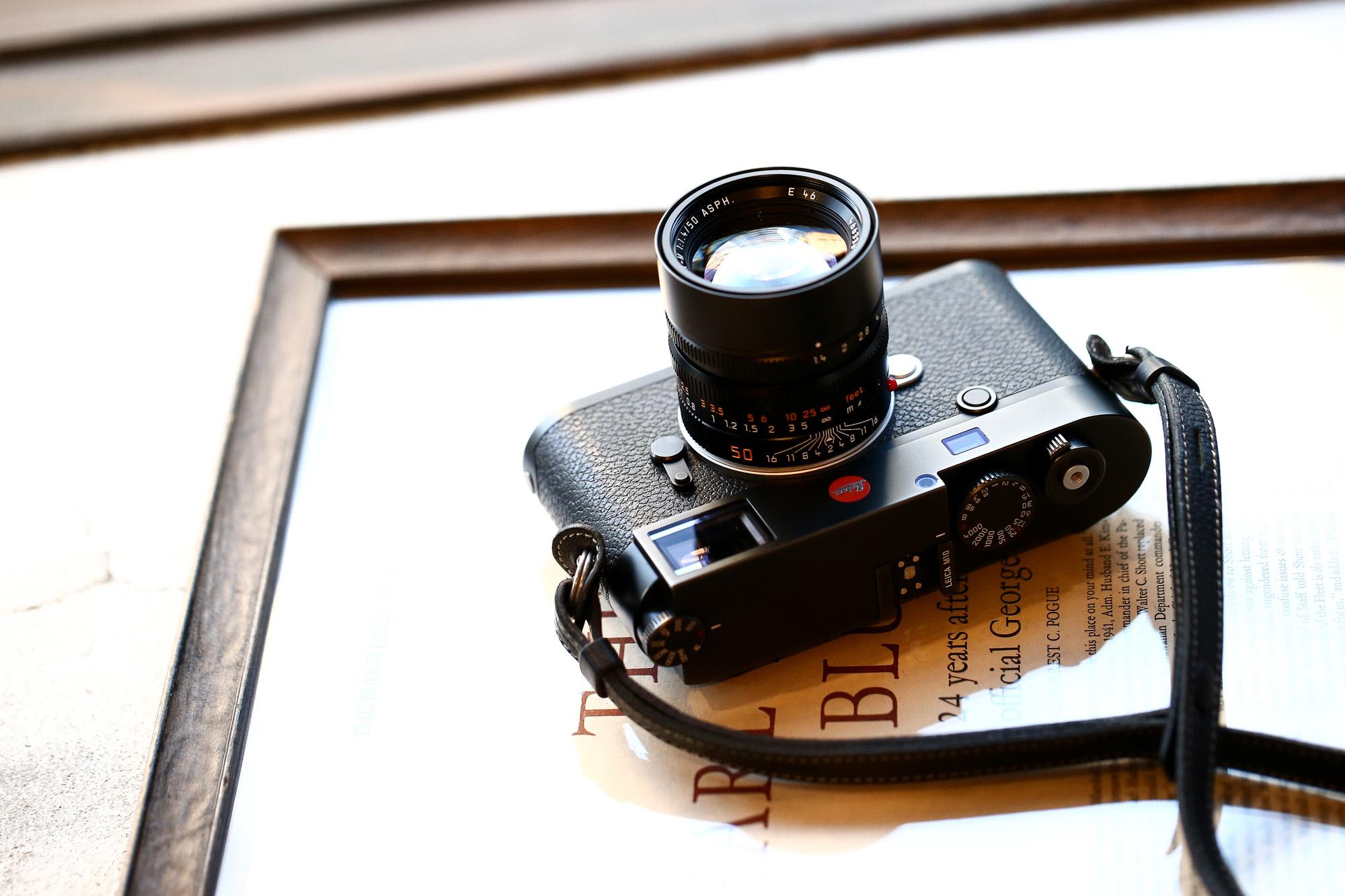 LEICA M10 + SUMMILUX-M f1.4/50mm ASPH. ライカM10 ズミルックス 愛知 名古屋 alto e diritto アルトエデリット 標準レンズ ライカ ズミル