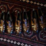 WH (ダブルエイチ) WH-0900 Gurkha Sandals Birdie Last (バーディラスト) ANNONAY Vocalou Calf Leather グルカサンダル ANT BROWN (アンティークブラウン) MADE IN JAPAN (日本製) 2019 春夏新作のイメージ