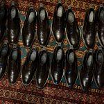 WH (ダブルエイチ) WHS-0110 Straight chip Shoes (干場氏 スペシャル モデル) Trench Last (トレンチラスト) ANNONAY Vocalou Calf Leather ストレートチップ シューズ DARK BROWN (ダークブラウン) MADE IN JAPAN(日本製) 2019 春夏新作 【2019春夏フリー分発売中】のイメージ