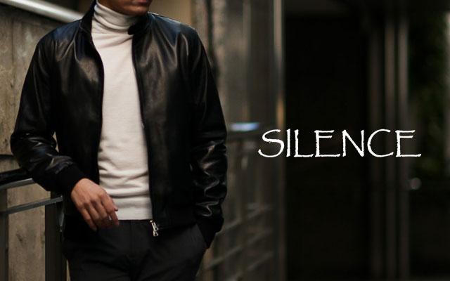 SILENCE / サイレンスのブランド画像