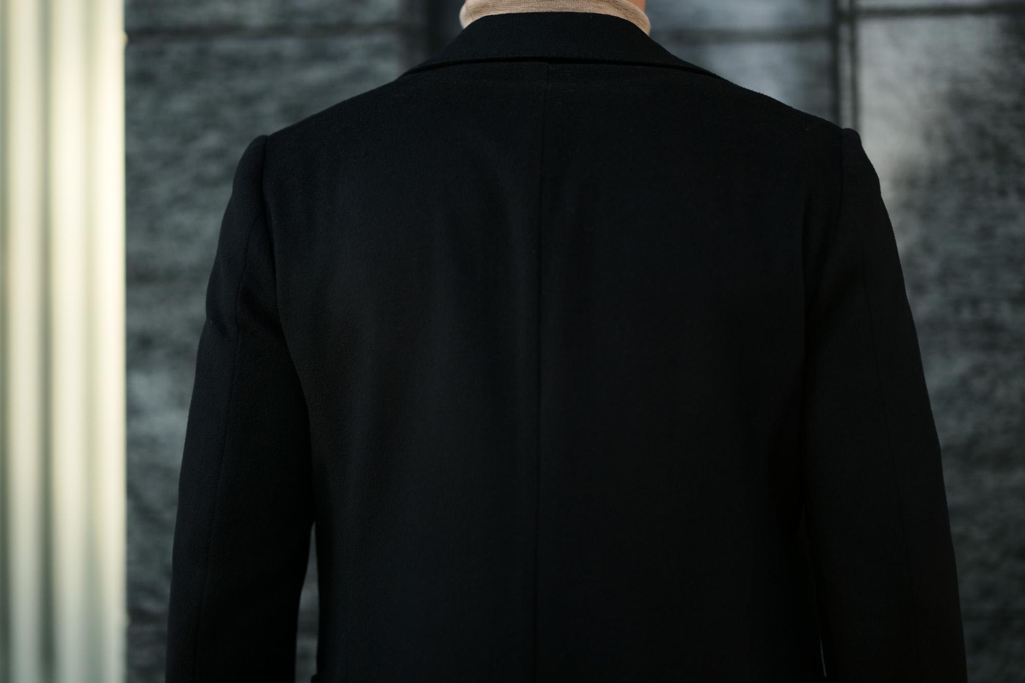 Cuervo (クエルボ) Sartoria Collection (サルトリア コレクション) Lobb (ロブ) Cashmere カシミア 3B ジャケット BLACK (ブラック) MADE IN JAPAN (日本製) 2019 春夏新作 愛知 名古屋 altoediritto アルトエデリット スーツ ジャケット カシミヤ