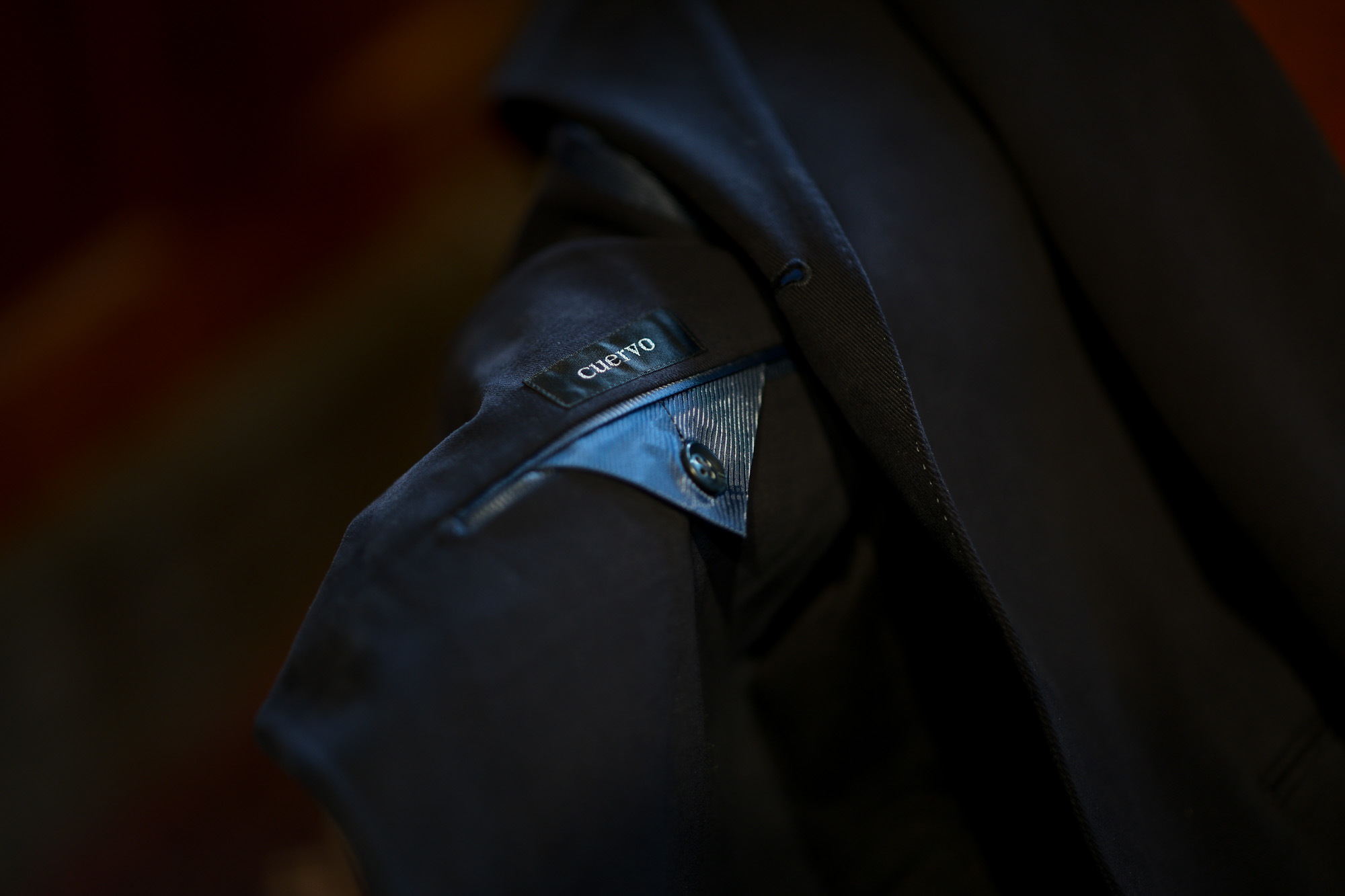 Cuervo (クエルボ) Sartoria Collection (サルトリア コレクション) Rooster (ルースター) STRETCH COTTON ストレッチコットン スーツ NAVY (ネイビー) MADE IN JAPAN (日本製) 2019 春夏新作 alto e diritto アルトエデリット