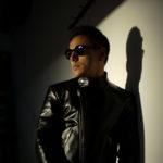 JACQUESMARIEMAGE(ジャックマリーマージュ) STENDHAL(スタンダール) STERLING SILVER スターリングシルバー アセテートフレーム  ラウンド型 アイウェア サングラス NOIR(ノワール) HANDCRAFTED IN JAPAN(日本製) 2019 春夏新作のイメージ