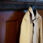 KIRED (キーレッド) PABLO (パブロ) LoroPiana (ロロピアーナ) レーザーカット ステンカラー コート BEIGE × RED (ベージュ×レッド・38) Made in italy (イタリア製) 2019 春夏新作 愛知 名古屋 altoediritto アルトエデリット