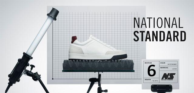 NATIONAL STANDARD / ナショナルスタンダードのブランド画像