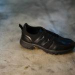 WH (ダブルエイチ) WH-0111 Faster Last(ファスターラスト) Sneakers スニーカー BLACK×BLACK (ブラック×ブラック) MADE IN JAPAN (日本製) 2019 秋冬【ご予約受付開始】のイメージ