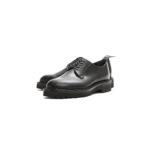 WH (ダブルエイチ) WHS-0010 Plane Toe Shoes (干場氏 スペシャル) Birdie Last (バーディラスト) ANNONAY Vocalou Calf Leather プレーントゥシューズ BLACK (ブラック) MADE IN JAPAN (日本製) 2019 秋冬 【12月下旬入荷分】【ご予約開始】のイメージ