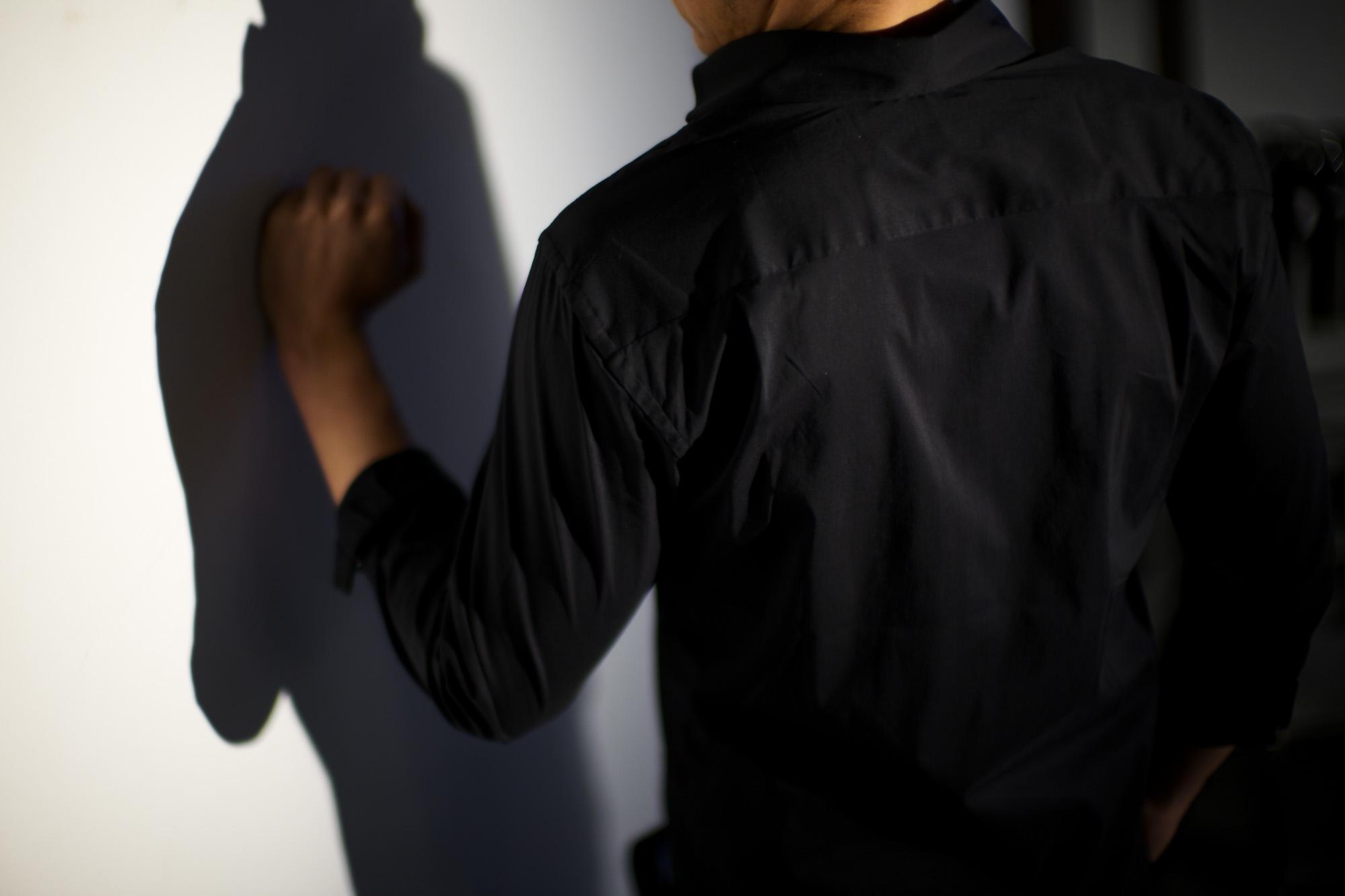 Cuervo (クエルボ) Sartoria Collection (サルトリア コレクション) Pier(ピエル) STRETCH COTTON ストレッチコットン シャツ BLACK (ブラック),NAVY(ネイビー),WHITE(ホワイト),SAX(サックス),BEIGE(ベージュ),BORDEAUX (ボルドー) MADE IN ITALY (イタリア製) 2019 春夏 【第2便ご予約受付中】【新色ホワイト、サックス、ベージュ、ボルドー追加】イタリアシャツ 愛知 名古屋 altoediritto アルトエデリット