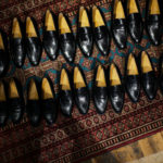 ENZO BONAFE(エンツォボナフェ) ART. EB-08 Coin Loafer コインローファー LAMA ラマレザー ドレスシューズ ローファー NERO(ブラック) made in italy (イタリア製) 2019 春夏新作のイメージ