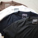 FEDELI (フェデーリ) Crew Neck T-shirt (クルーネック Tシャツ) ギザコットン Tシャツ BROWN (ブラウン・902),WHITE (ホワイト・41),NAVY (ネイビー・626),BLACK (ブラック・36) made in italy (イタリア製) 2019 春夏新作 愛知 名古屋 altoediritto アルトエデリット
