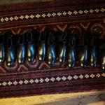 Georges de Patricia(ジョルジュ ド パトリシア) Diablo (ディアブロ) 925 STERLING SILVER (925 スターリングシルバー) Shrunken Calf (シュランケンカーフ) サイドゴアブーツ NOIR (ブラック) 2019 春夏新作 【Special Boots】 アルトエデリット ジョルジュドパトリシア ブーツ 超絶ブーツ ランボルギーニ ディアブロ lamborghini