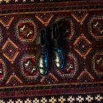 Georges de Patricia(ジョルジュ ド パトリシア) Diablo Crocodile (ディアブロ クロコダイル) 925 STERLING SILVER (925 スターリングシルバー) Crocodile クロコダイル エキゾチックレザー サイドゴアブーツ NOIR (ブラック) 2019 春夏新作 【Special Boots】アルトエデリット ジョルジュドパトリシア ブーツ 超絶ブーツ ランボルギーニ ディアブロ lamborghini