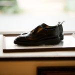 WH (ダブルエイチ) WHS-0110 Straight chip Shoes (干場氏 スペシャル モデル) Trench Last (トレンチラスト) ANNONAY Vocalou Calf Leather ストレートチップ シューズ BLACK (ブラック) MADE IN JAPAN(日本製) 2019 春夏新作 【第2便入荷しました】【第2便フリー分販売開始】干場さん 干場スペシャル FORZASTYLE フォルザスタイル 愛知 名古屋 Alto e Diritto アルト エ デリット