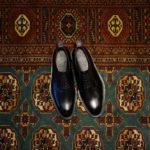 WH (ダブルエイチ) WHZ-0011 Cordovan Plane Toe Shoes (干場氏 スペシャル Zモデル) Trench Last (トレンチラスト) Shell Cordovan シェルコードバンレザー プレーントゥシューズ BLACK (ブラック) MADE IN JAPAN (日本製) 2019 秋冬 【Special限定モデル】【7月27日発売分】【明日3月23日よりご予約開始します】 愛知 名古屋 alto e diritto altoediritto アルトエデリット 干場義雅 干場さん