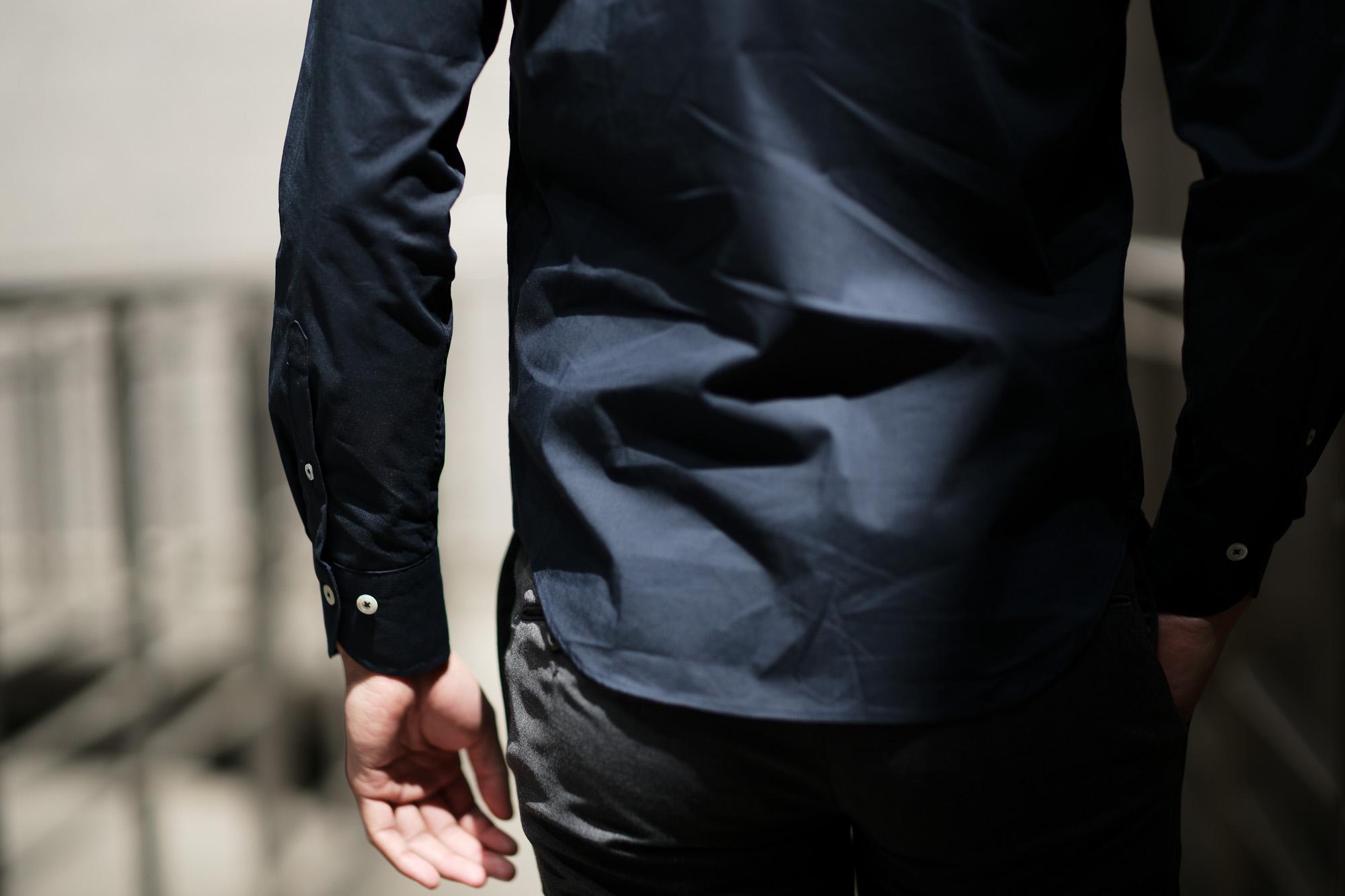Cuervo (クエルボ) Sartoria Collection (サルトリア コレクション) Pier(ピエル) STRETCH COTTON ストレッチコットン シャツ BLACK (ブラック),NAVY(ネイビー),WHITE(ホワイト),SAX(サックス),BEIGE(ベージュ),BORDEAUX (ボルドー) MADE IN ITALY (イタリア製) 2019 春夏 【第2便ご予約受付中】【新色ホワイト、サックス、ベージュ、ボルドー追加】 イタリアシャツ 愛知 名古屋 altoediritto アルトエデリット