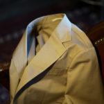 Cuervo (クエルボ) Sartoria Collection (サルトリア コレクション) Rooster (ルースター) ストレッチコットン スーツ BEIGE (ベージュ) MADE IN JAPAN (日本製) 2019 春夏のイメージ