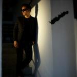 Cuervo (クエルボ) Sartoria Collection (サルトリア コレクション) Rooster (ルースター) ストレッチコットン スーツ BLACK (ブラック) MADE IN JAPAN (日本製) 2019 春夏新作のイメージ