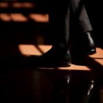 Georges de Patricia(ジョルジュ ド パトリシア) Diablo (ディアブロ) 925 STERLING SILVER (925 スターリングシルバー) Shrunken Calf (シュランケンカーフ) サイドゴアブーツ NOIR (ブラック) 2019 春夏新作 【Special Boots】【第2便ご予約開始します】のイメージ