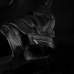 Georges de Patricia (ジョルジュ ド パトリシア) Huracan(ウラカン) 925 STERLING SILVER (925 スターリングシルバー) Super Soft Sheepskin ダブル ライダース ジャケット NOIR (ブラック) 2019 秋冬 愛知 名古屋 alto e diritto アルトエデリット