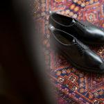 WH (ダブルエイチ) WHZ-0011 Cordovan Plane Toe Shoes (干場氏 スペシャル Zモデル) Trench Last (トレンチラスト) Shell Cordovan シェルコードバンレザー プレーントゥシューズ BLACK (ブラック) MADE IN JAPAN (日本製) 2019 秋冬 【Special限定モデル】【7月27日発売分】【ご予約受付中】 愛知 名古屋 alto e diritto altoediritto アルトエデリット 干場義雅 干場さん