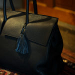 ACATE(アカーテ)OSTRO-M(オストロ-M) Montblanc leather(モンブランレザー) トートバック レザーバック NERO(ネロ) MADE IN ITALY(イタリア製) 2019 秋冬新作 【第2便ご予約開始】 愛知 名古屋 altoediritto アルトエデリット トートバック