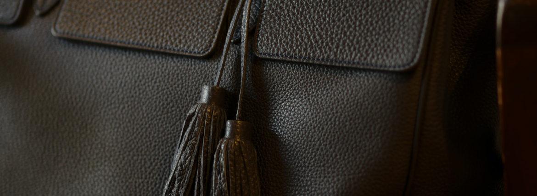 ACATE(アカーテ)OSTRO-M(オストロ-M) Montblanc leather(モンブランレザー) トートバック レザーバック NOTE(ノッテ) MADE IN ITALY(イタリア製) 2019 秋冬新作のイメージ