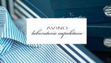AVINO(アヴィーノ) Poplin Dress Shirts コットン ブロード ポプリン ドレスシャツ BLACK(ブラック),NAVY(ネイビー),BROWN(ブラウン), made in italy (イタリア製) 2019 秋冬 愛知 名古屋 altoediritto アルトエデリット
