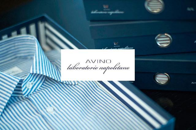 AVINO Laboratorio Napoletano / アヴィーノ・ラボラトリオ・ナポレターノのブランド画像