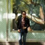 Cuervo (クエルボ) Sartoria Collection (サルトリア コレクション) Lobb (ロブ) Summer Jersey Jacket サマージャージー  3B ジャケット NAVY (ネイビー) MADE IN JAPAN (日本製) 2019 春夏新作のイメージ