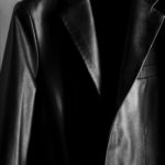 Cuervo (クエルボ) Satisfaction Leather Collection (サティスファクション レザー コレクション) LEON (レオン) BUFFALO LEATHER (バッファロー レザー) シングル テーラード ジャケット BLACK (ブラック) MADE IN JAPAN (日本製) 2019 秋冬 愛知 名古屋 altoediritto アルトエデリット