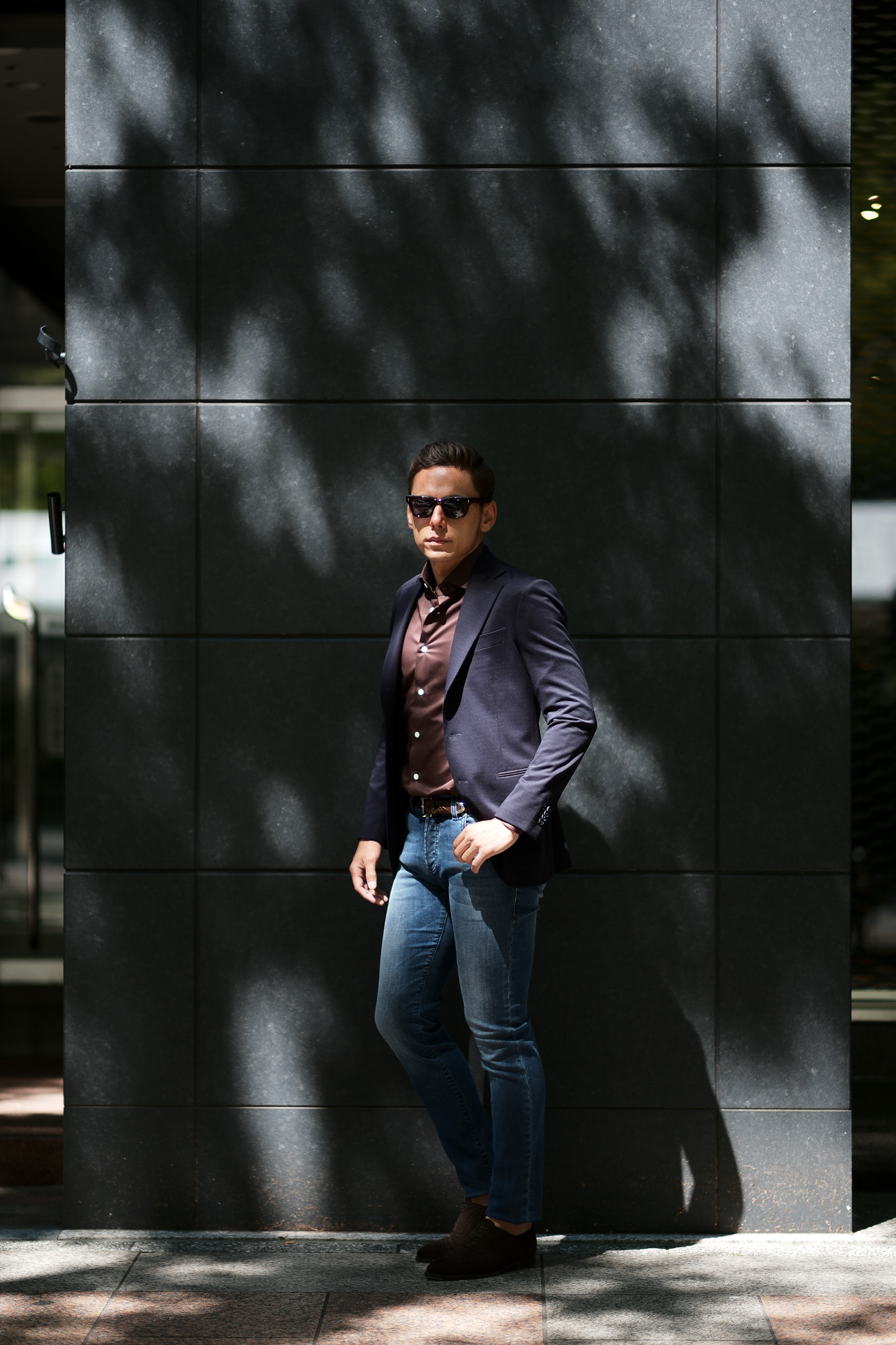 RICHARD J. BROWN (リチャード ジェイ ブラウン) TOKIO (トウキョウ) ストレッチ デニム パンツ BLUE (ブルー・T12 W615) MADE IN ITALY (イタリア製) 2019 春夏新作  richardjbrown リチャードジェイブラウン altoediritto アルトエデリット 愛知 名古屋