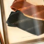 STEFANO RICCI (ステファノリッチ) SWAROVSKI PLEATS TIE (スワロフスキー プリーツタイ) プリーツ ネクタイ BLACK(ブラック),BROWN(ブラウン) Made in italy (イタリア製) 2019 春夏新作 【Special Model】のイメージ